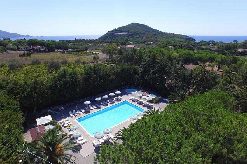 Campeggi Isola D Elba Camping Casa Dei Prati Village